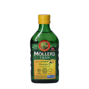 Möller's Tran med Citrus