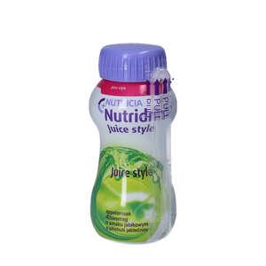 Nutridrink Juice Style Æble 4*200 ml