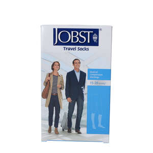 Jobst Travel Socks (Sort/XL)
