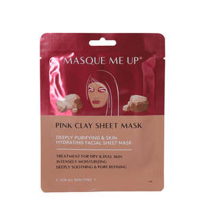 Masque Me Up Pink Clay Mask