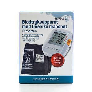 Seagull Blodtryksapparat (med manchet 23-43 cm)