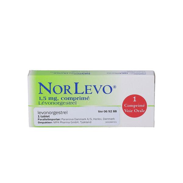 Norlevo (PA) 1 stk fortrydelsespille   Køb lokalt på