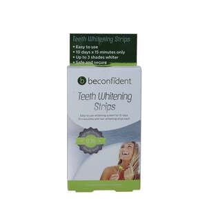 Beconfident Teeth Whitening Strips