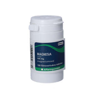 "Magnesia ""Medic"" 100 stk"