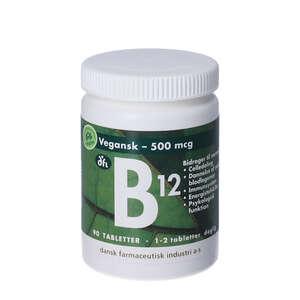 B12 vitamin tabletter