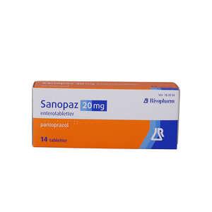 Sanopaz 14 stk
