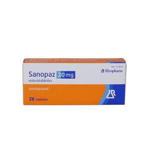 Sanopaz 28 stk
