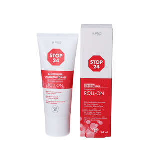 Stop 24 Antiperspirant Roll-on