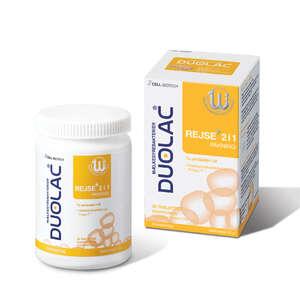Duolac Rejse+ 2 i 1 med Prolac-T™ (30 stk)