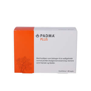 Padma Plus kapsler (400 stk)