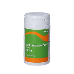 Natriumbikarbonat tabletter