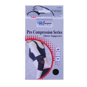 Jasper Pro Compression Albuebandage (L)