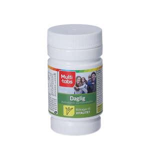 Multi-tabs Daglig tabletter (90 stk)