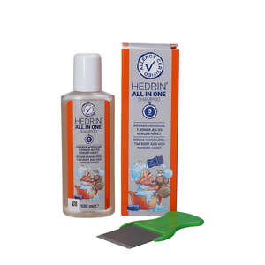 Hedrin ALL IN ONE Shampoo (100 ml)